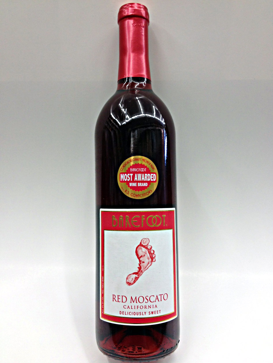Barefoot Red Moscato Caddy S Discount Liquor Store